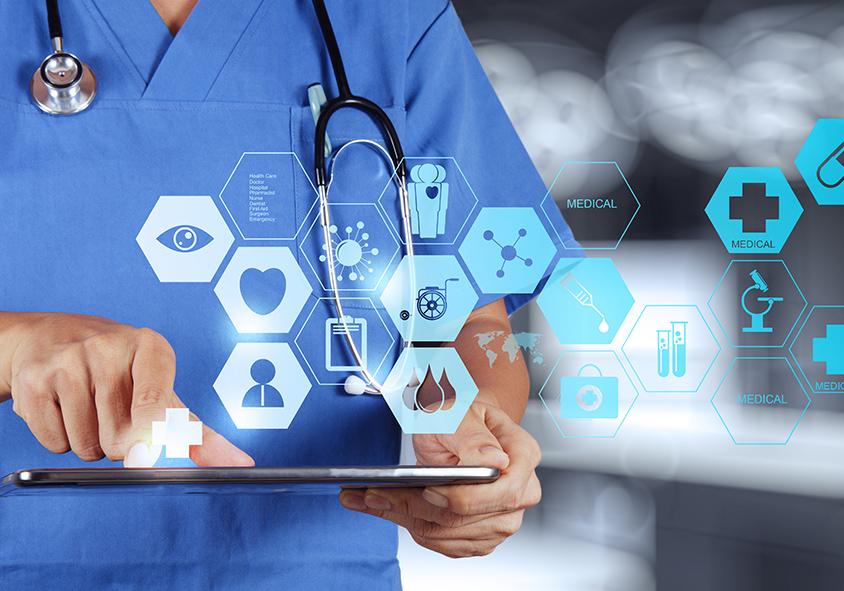 MV2 secteur medical